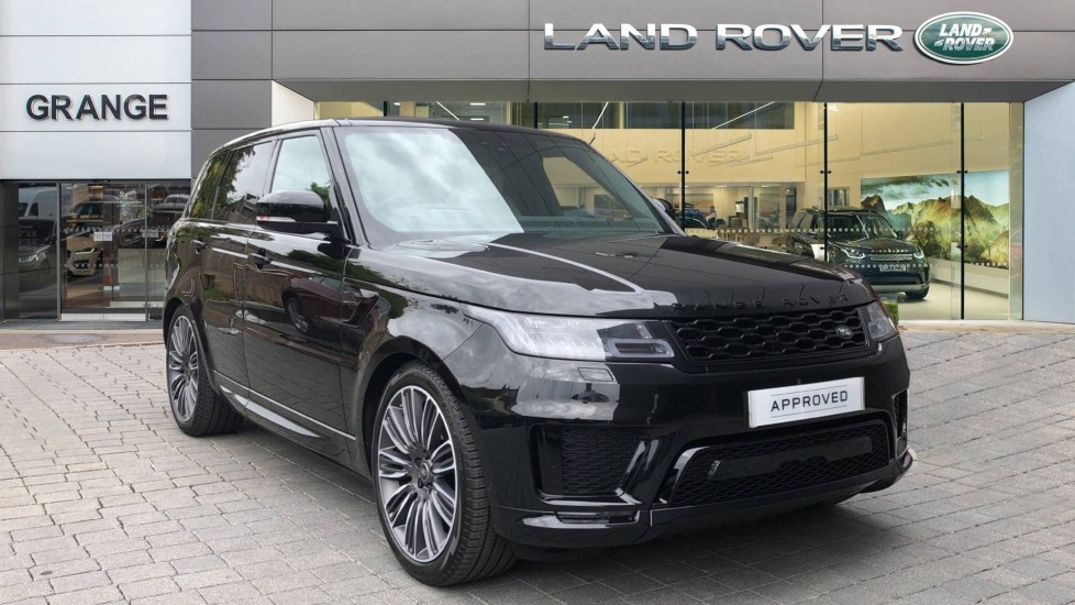 Land Rover Range Rover Sport 3.0 SDV6 Autobiography Dynamic 5dr Diesel Automatic Estate (2020)