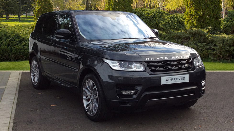 Land Rover Range Rover Sport 3.0 SDV6 [306] Autobiography Dynamic 5dr -  Sliding Panoramic Roof -Head Up Display -  Diesel Automatic 4x4 (2015) image