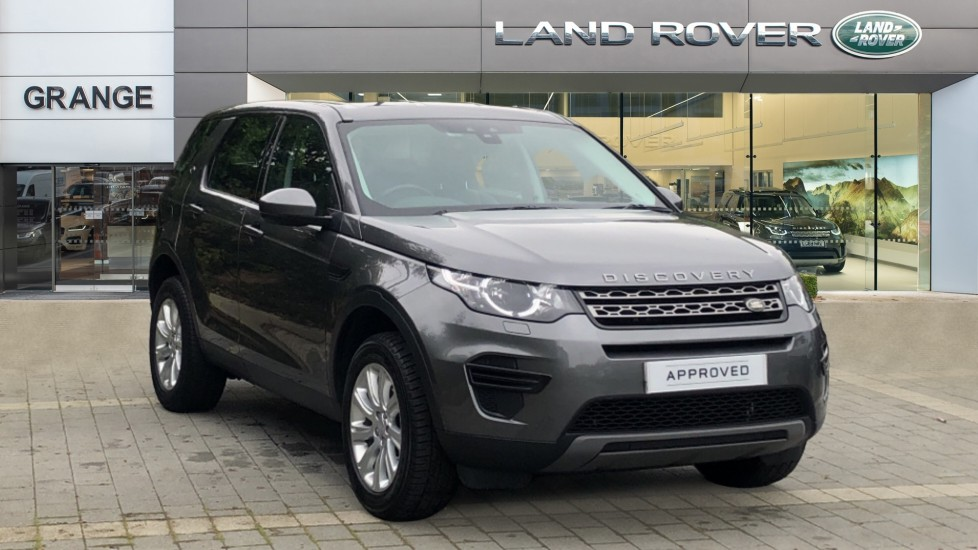 Land Rover Discovery Sport 2.0 TD4 180 SE 5dr Diesel Automatic 4x4 (2015) image