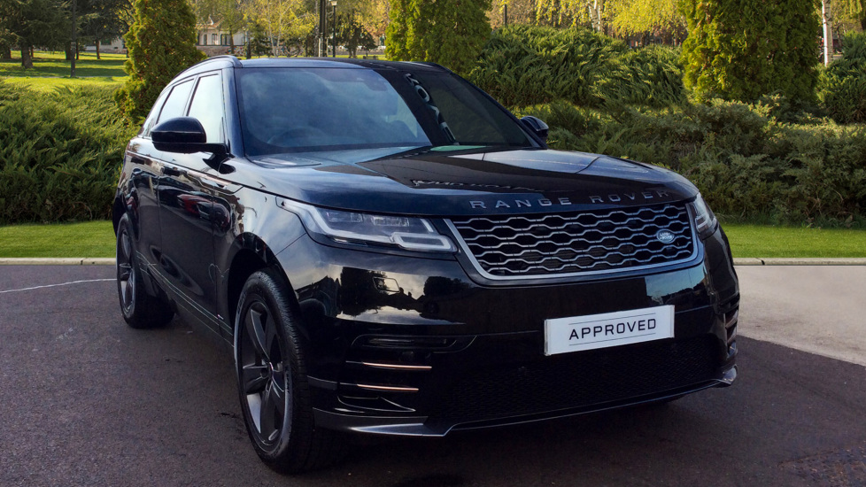 Land Rover Range Rover Velar 3.0 D300 R-Dynamic S 5dr - Rear Camera - Roof Rails -  Diesel Automatic 4x4 (2018)