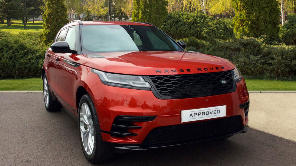 Land Rover Range Rover Velar 2.0 P300 R-Dynamic SE 5dr Automatic 4x4 (2018) image