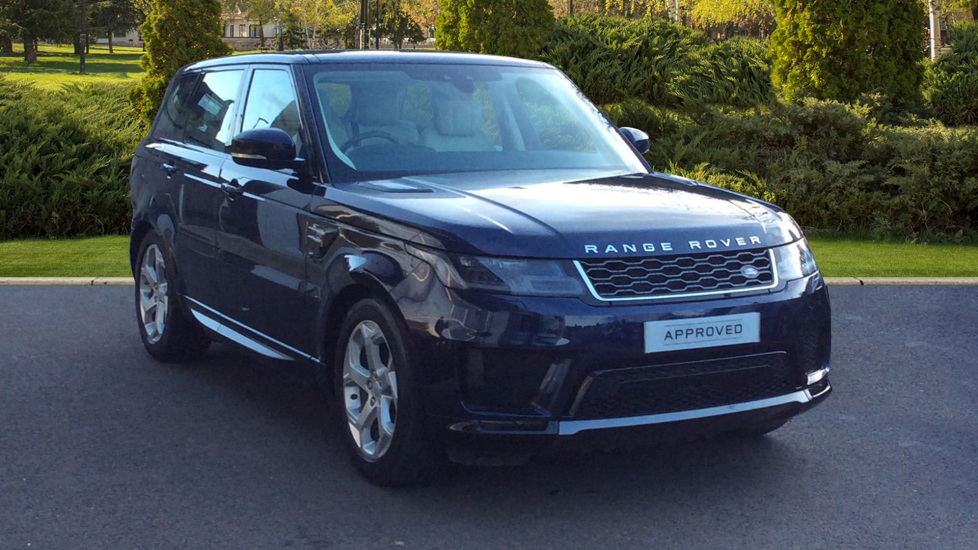 Land Rover Range Rover Sport 3.0 SDV6 HSE 5dr - Panoramic Roof - Rear View Camera -  Diesel Automatic 4x4 (2018)