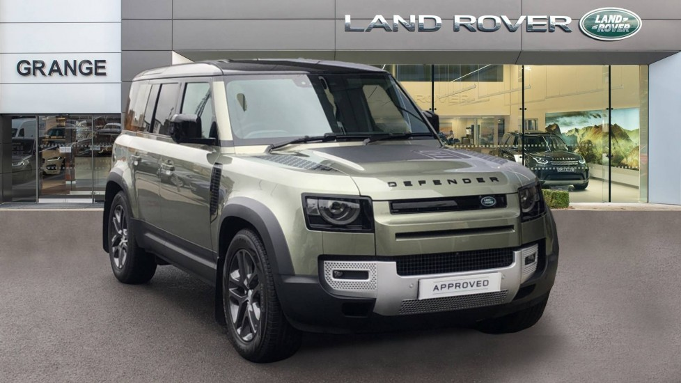 Land Rover Defender 2.0 D240 First Edition 110 5dr Diesel Automatic Estate (2020) image