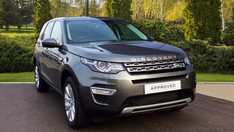 Land Rover Discovery Sport 2.2 SD4 HSE Luxury 5dr Diesel Automatic 4x4 (2015) image