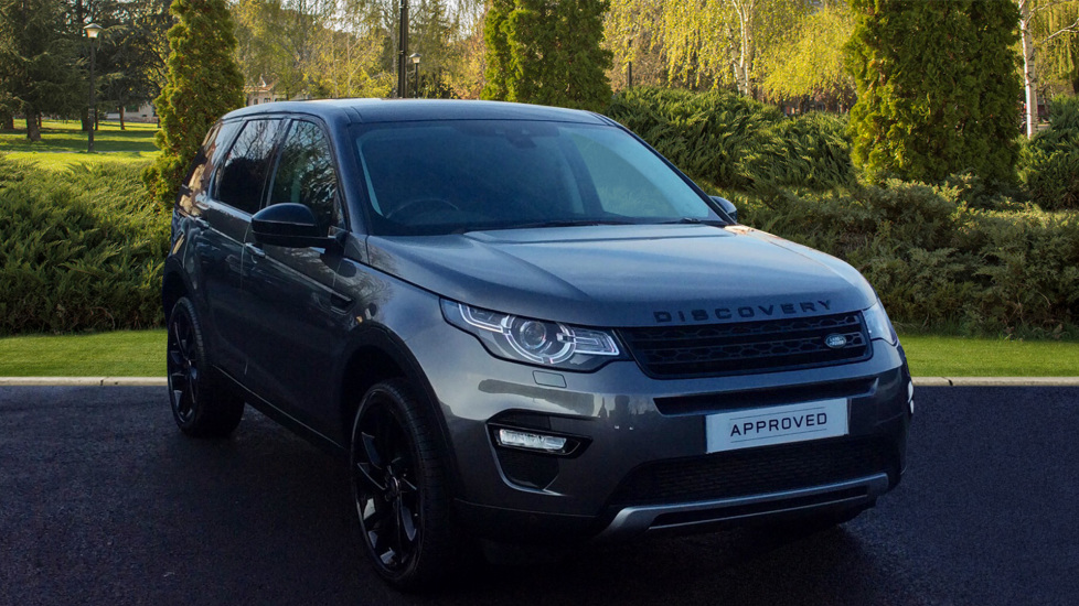 Land Rover Discovery Sport 2.2 SD4 HSE 5dr Diesel Automatic 4x4 (2015) image