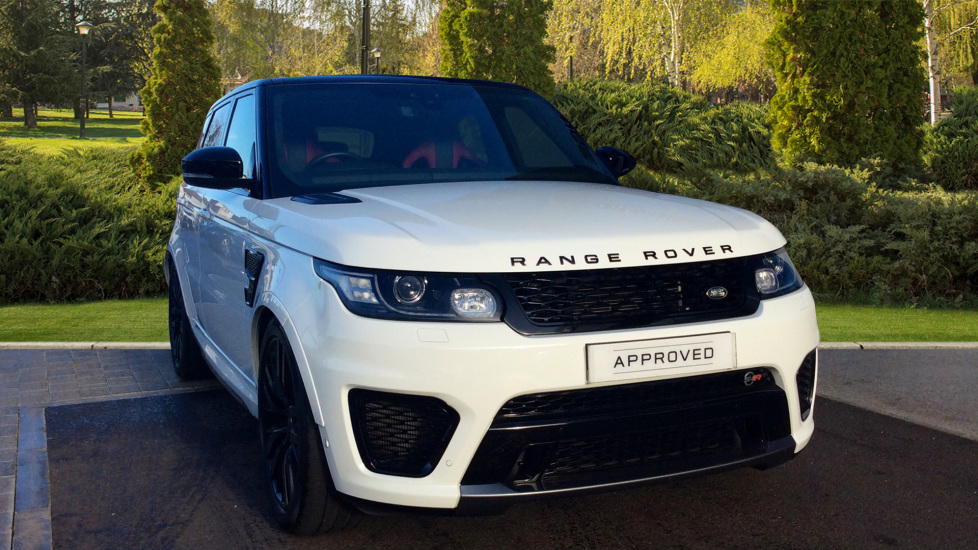 Land Rover Range Rover Sport 5.0 V8 S/C SVR 5dr Automatic 4x4 (2017) image