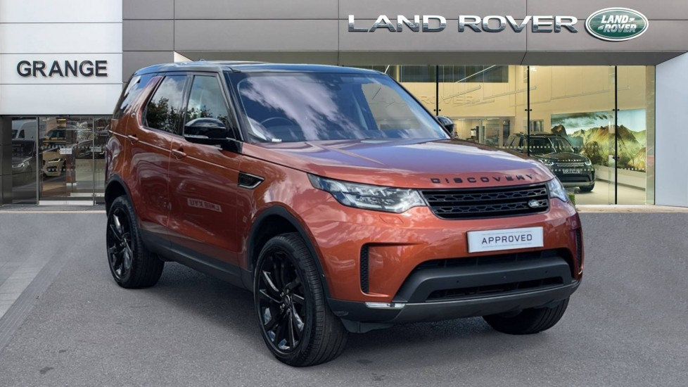 Land Rover Discovery 3.0 TD6 First Edition 5dr - Panoramic Roof - Rear Entertainment Diesel Automatic 4x4