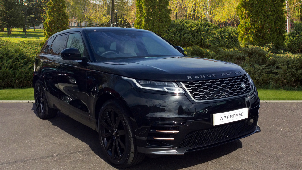 Range Rover Dealership In Md >> Land Rover Range Rover Velar 3.0 D300 R-Dynamic HSE 5dr Diesel Automatic 4x4 (2018) at Land ...