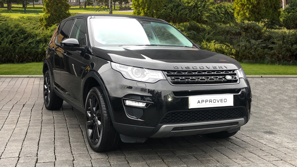 Land Rover Discovery Sport 2.0 SD4 240 HSE Black 5dr Diesel Automatic 4x4 (2018)