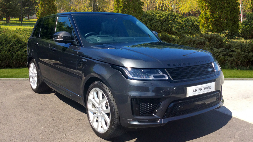 Land Rover Range Rover Sport 3.0 SDV6 HSE Dynamic 5dr Diesel Automatic 4x4 (2018) image