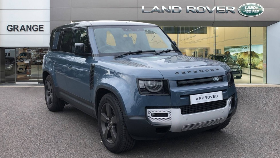 Land Rover Defender 2.0 D240 SE 110 5dr Diesel Automatic Estate (2020)