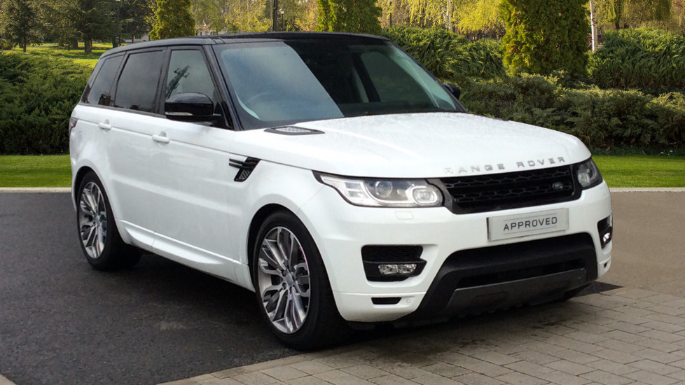 Land Rover Range Rover Sport 3.0 SDV6 [306] HSE Dynamic 5dr Diesel Automatic 4x4 (2015) image