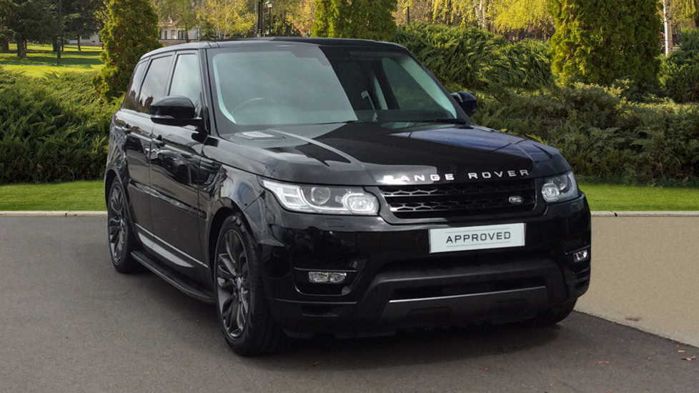 Land Rover Range Rover Sport 3.0 SDV6 [306] HSE Dynamic 5dr Diesel Automatic 4x4 (2016) image