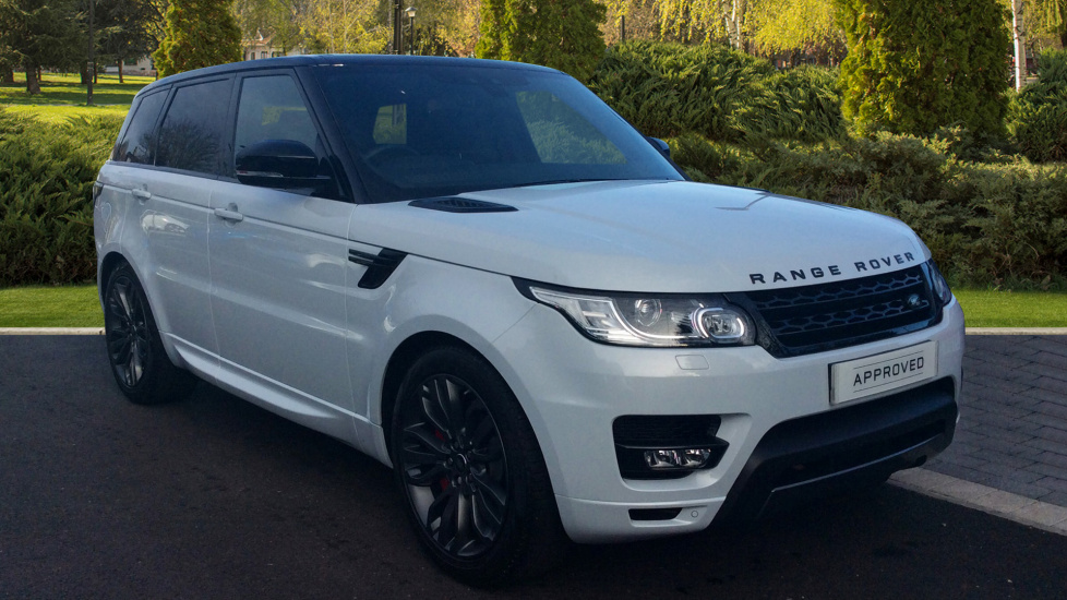 Land Rover Range Rover Sport 3.0 SDV6 [306] HSE Dynamic 5dr with Panoramic Sunroof and Heated Seats Diesel Automatic 4x4