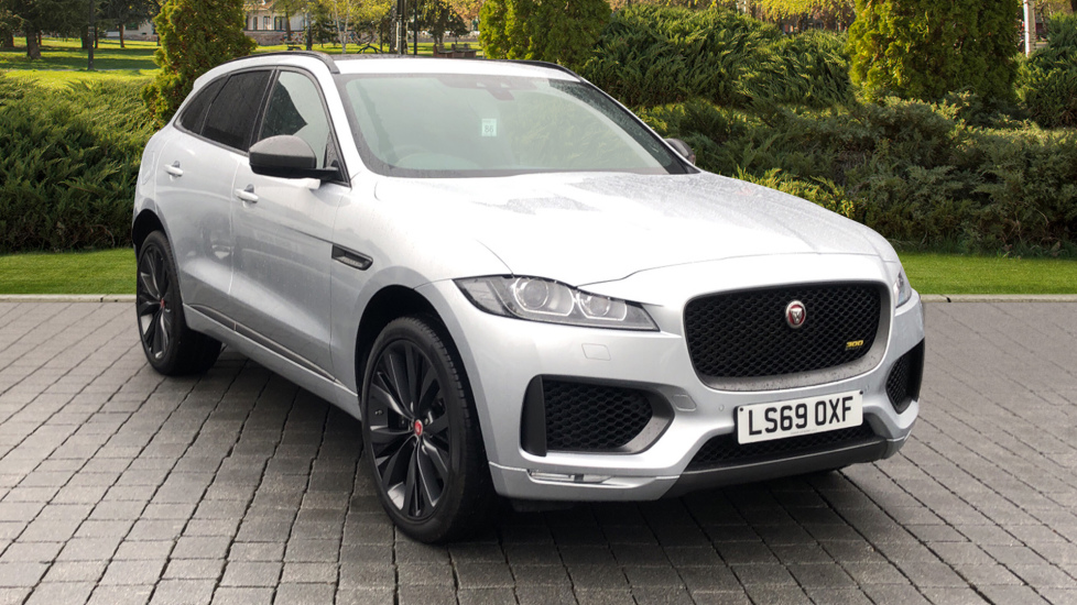 Jaguar F-PACE 2.0 [300] 300 Sport 5dr Auto AWD Automatic Estate (2019)