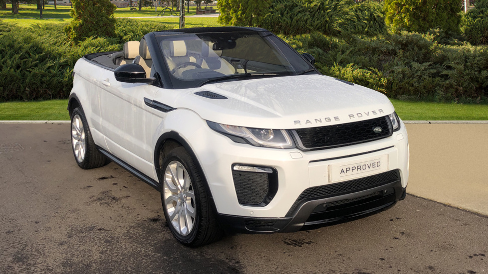 Land Rover Range Rover Evoque 2.0 TD4 HSE Dynamic 2dr Diesel Automatic Convertible (2017) image