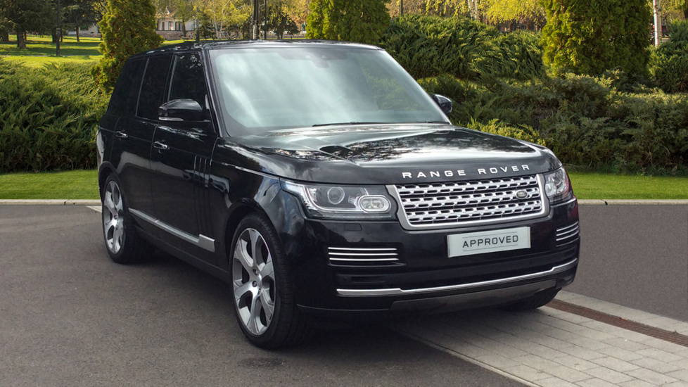 Land Rover Range Rover 3.0 TDV6 Vogue SE 4dr Diesel Automatic 5 door 4x4 (2017) available from Land Rover Swindon thumbnail image
