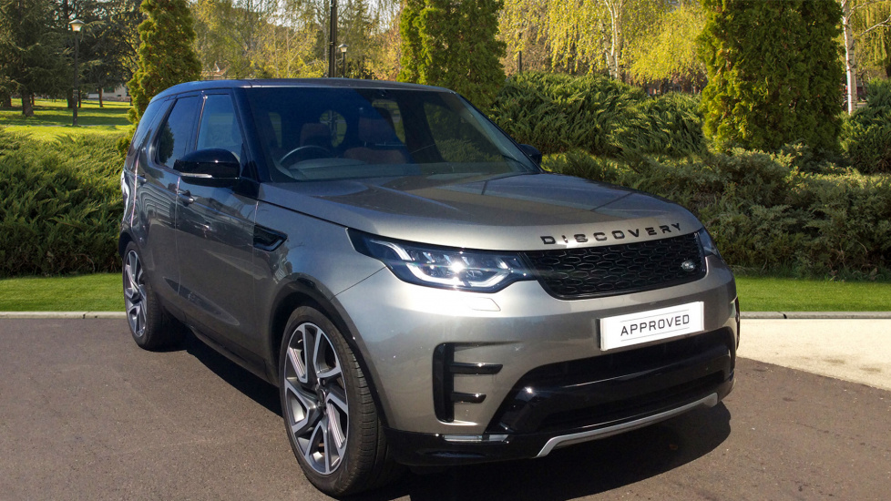 Land Rover Discovery 3.0 TD6 HSE 5dr 7seater Diesel Automatic 4x4 (2018)