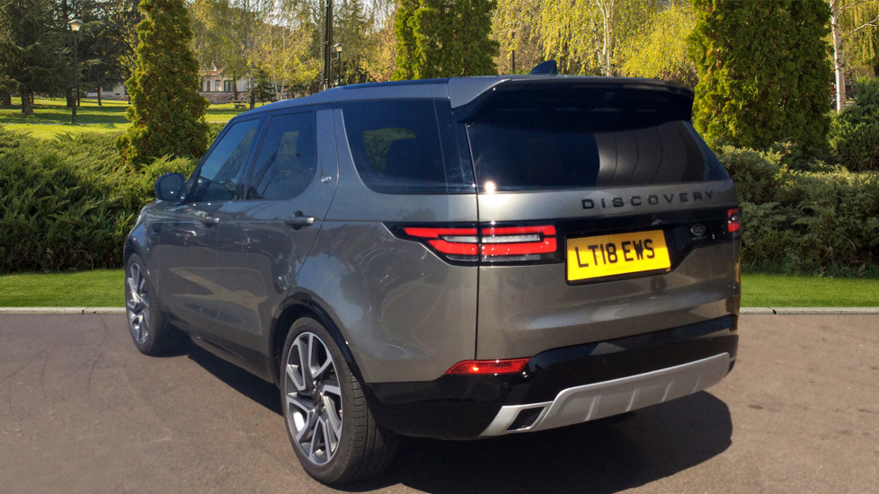 Land Rover Discovery 3 0 Td6 Hse 5dr 7seater Sel Automatic 4x4 2018 At Barnet