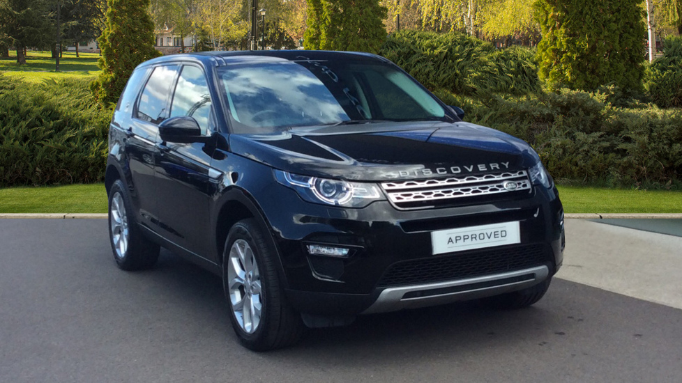Land Rover Discovery Sport 2.0 TD4 180 HSE 5dr + 7 Seater + Panoramic Roof + Diesel Automatic 4x4 (2016) image