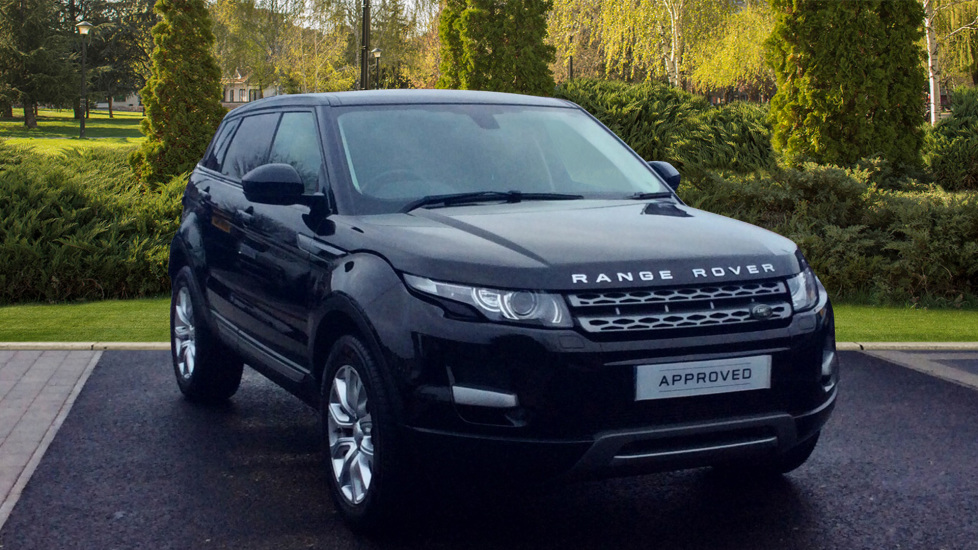 Land Rover Range Rover Evoque 2.2 SD4 Pure 5dr [9] [Tech Pack] Diesel Automatic 4x4 (2015) image