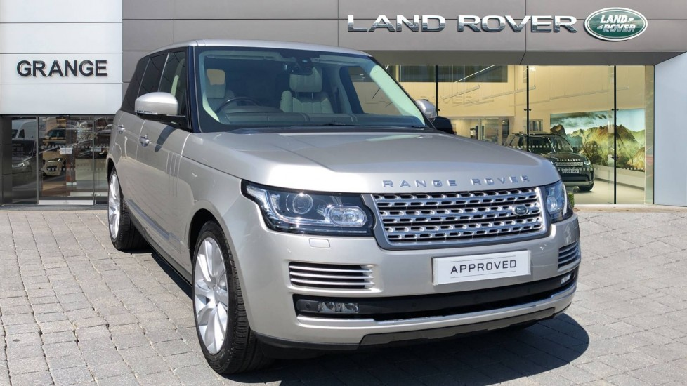 Land Rover Range Rover 4.4 SDV8 Autobiography 4dr image 1