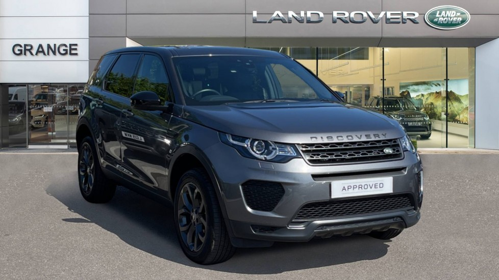 Land Rover Discovery Sport 2.0 TD4 180 Landmark 5dr Diesel Automatic 4x4