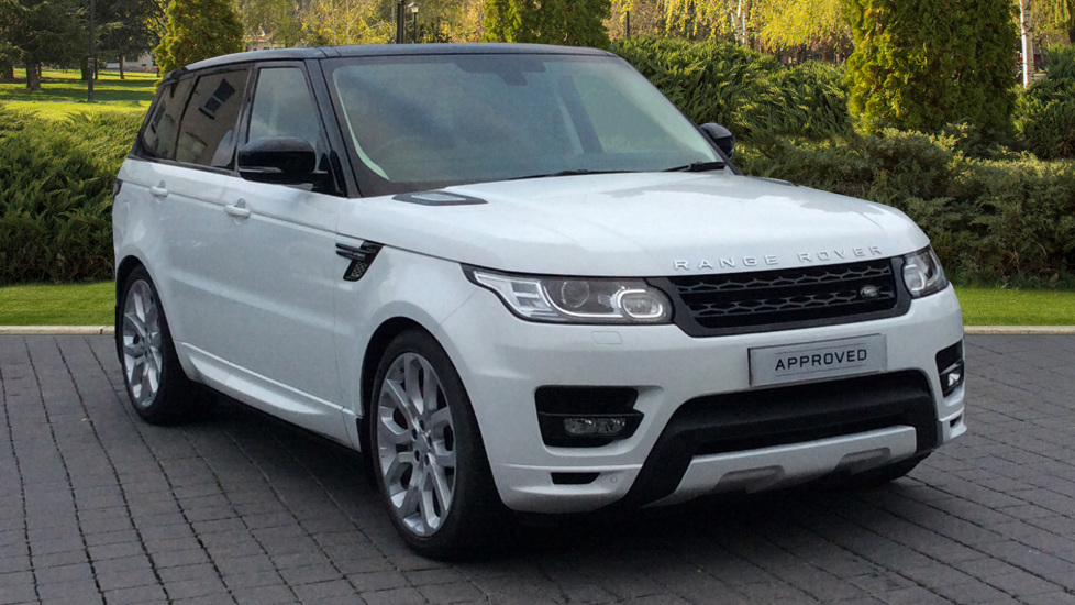 Land Rover Range Rover Sport 3.0 SDV6 HEV Autobiography Dynamic 5dr - Rear Entertainment - Sliding Panoramic Roof -  Diesel/Electric Automatic 4x4 (2015) image