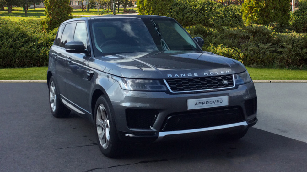 Land Rover Range Rover Sport 3.0 SDV6 HSE 5dr Auto - Privacy Glass - Rear Camera -  Diesel Automatic 4x4 (2019)