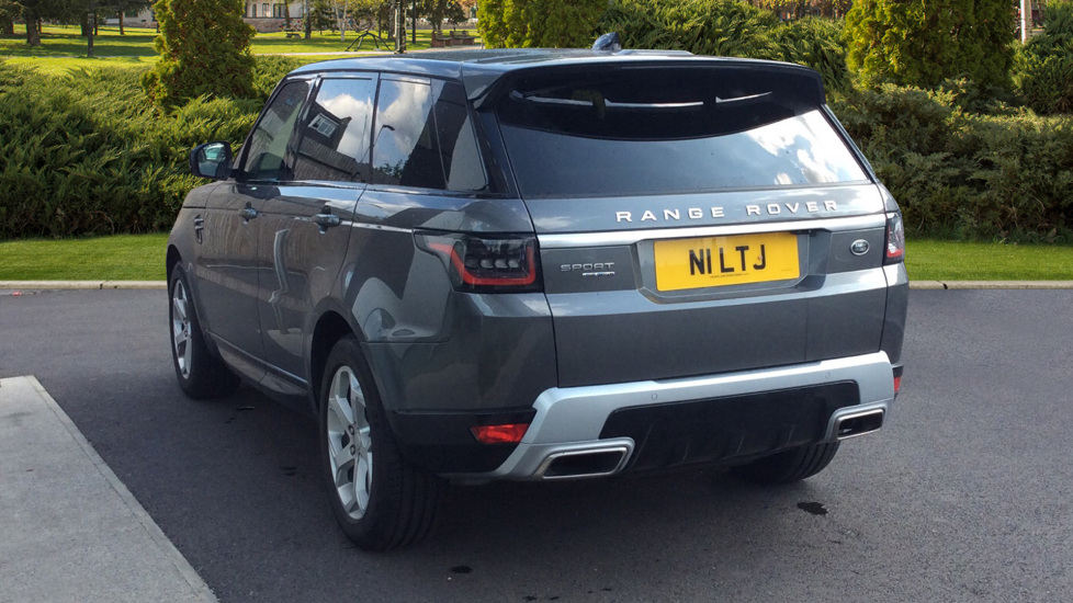 Land Rover Range Rover Sport 3 0 SDV6 HSE 5dr Auto - Privacy Glass - Rear  Camera - Diesel Automatic 4x4 (2019) at Land Rover Barnet