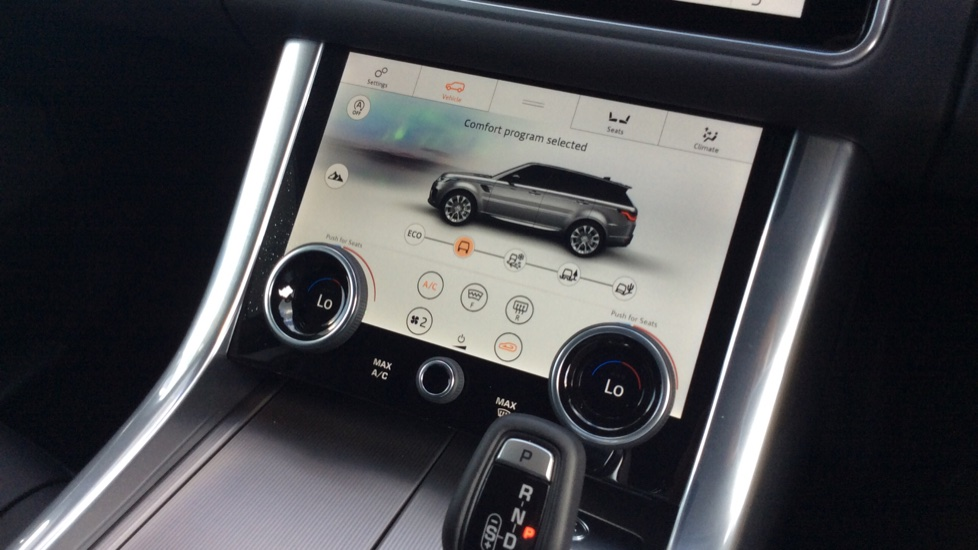 Land Rover Range Rover Sport 3.0 SDV6 HSE 5dr Auto - Privacy Glass - Rear Camera -  image 14