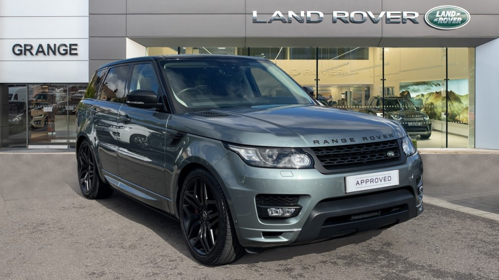 Land Rover Range Rover Sport 3.0 SDV6 [306] Autobiography Dynamic Sliding panoramic roof and Adaptive Cruise Control Diesel Automatic 5 door Estate