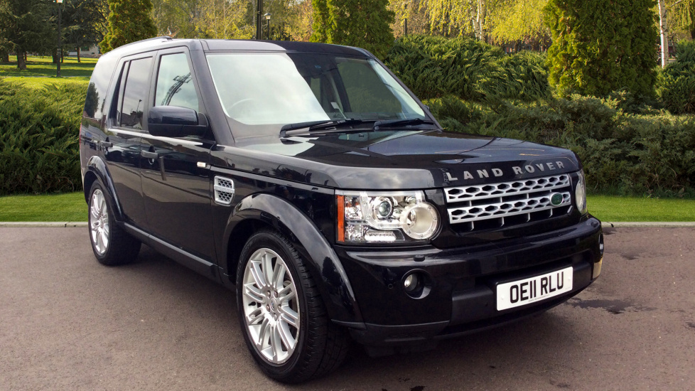 Land Rover Discovery 3.0 SDV6 HSE 5dr 7seater Diesel Automatic 4x4 (2011) image
