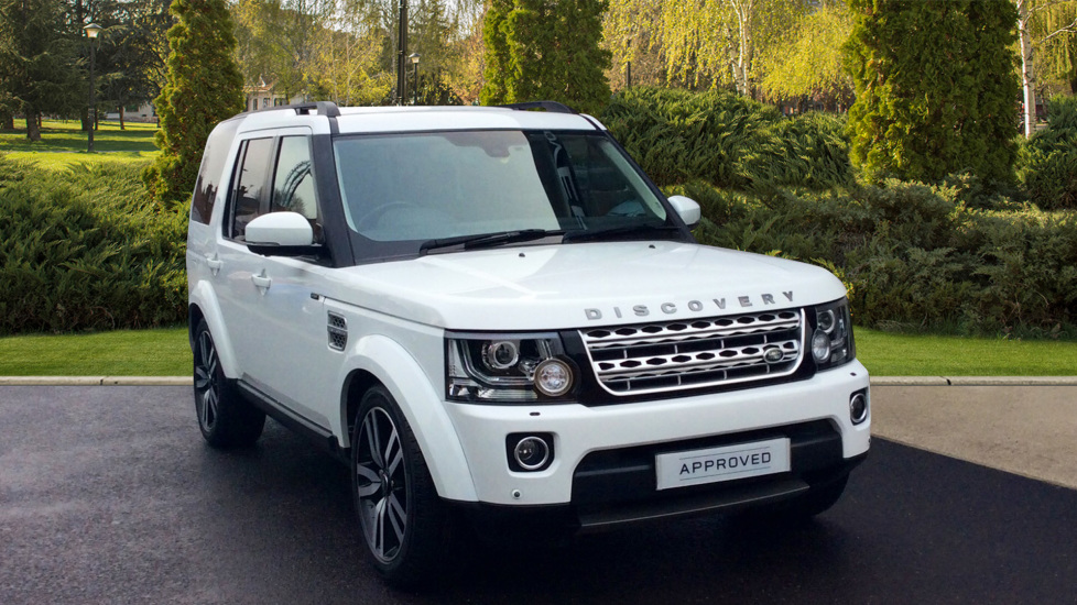 Land Rover Discovery 3.0 SDV6 HSE Luxury 5dr Diesel Automatic 4x4 (2015) image