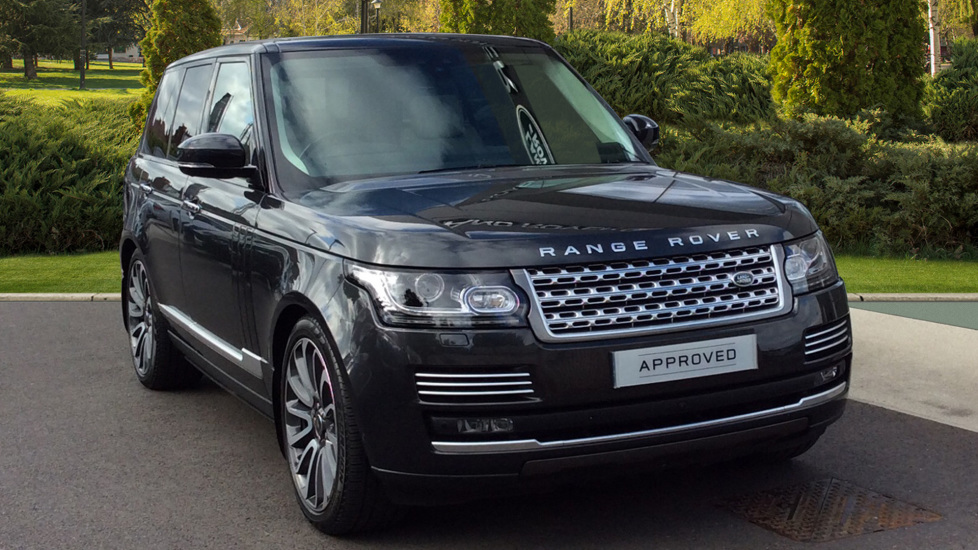 Land Rover Range Rover 4.4 SDV8 Autobiography 4dr Diesel Automatic 5 door 4x4 (2017)
