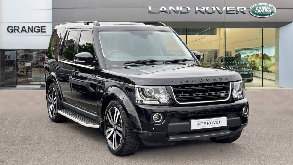 Land Rover Discovery 3.0 SDV6 HSE Luxury Meridian Surround Sound System and 360-degree Surround Camera Diesel Automatic 5 door 4x4