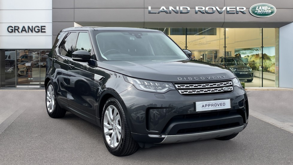 Land Rover Discovery 2.0 SD4 HSE Diesel Automatic 5 door 4x4