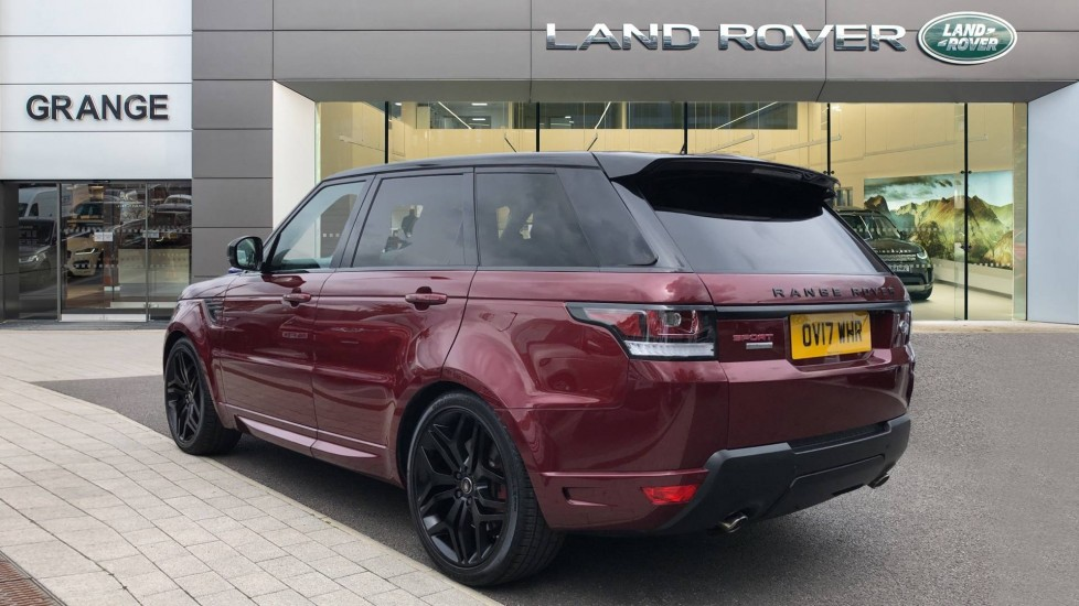 Land Rover Range Rover Sport 4.4 SDV8 Autobiography Dynamic 5dr [SS] image 2