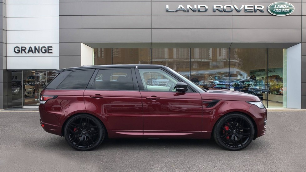 Land Rover Range Rover Sport 4.4 SDV8 Autobiography Dynamic 5dr [SS] image 5