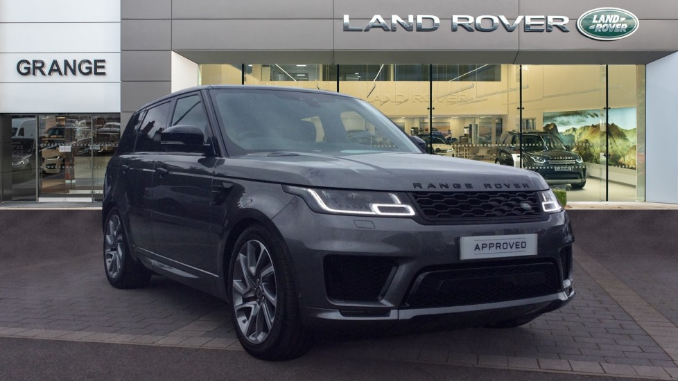 Land Rover Range Rover Sport 2.0 P400e Autobiography Dynamic 5dr Petrol/Electric Automatic Estate (19MY) image