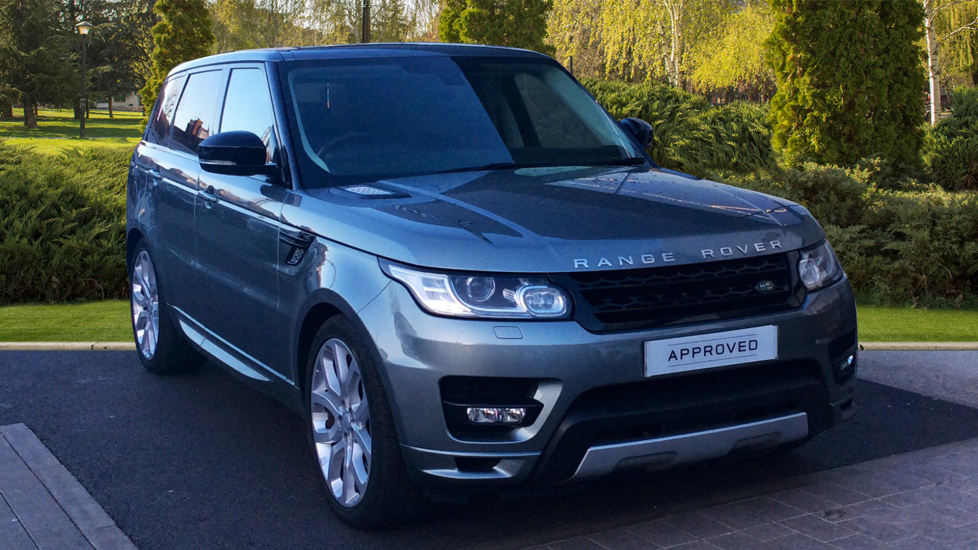 Land Rover Range Rover Sport 3 0 SDV6 [306] Autobiography Dynamic 5dr  Diesel Automatic 4x4 (2015) available from Bentley Chelmsford