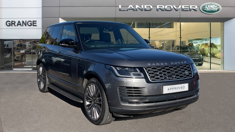 Land Rover Range Rover 3.0 V6 S/C Vogue SE 4dr Fixed panoramic roof and Meridian Surround Sound System Automatic 5 door Estate (2018) image