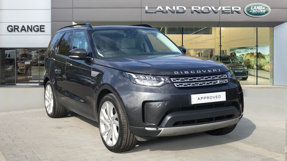 Land Rover Discovery 2.0 SD4 HSE Luxury 5dr Diesel Automatic 4x4 (2018)
