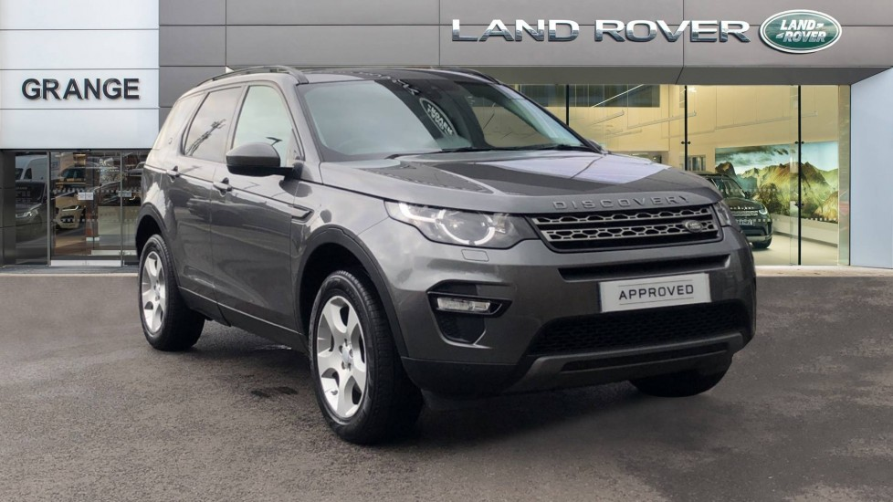 Land Rover Discovery Sport 2.0 TD4 SE Tech 5dr [5 Seat] Manual Diesel 4x4 (2015)