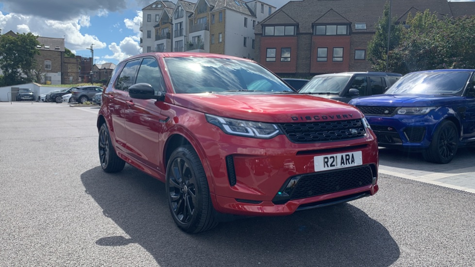 Land Rover Discovery Sport 2.0 P250 R-Dynamic S 5dr Automatic 4x4 (2019)
