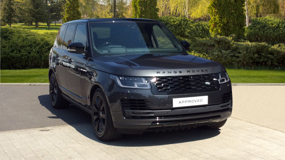 Land Rover Range Rover 2.0 P400e Autobiography SWB 4dr - Black Pack - Head-Up Display - Surround Camera -  Petrol/Electric Automatic 5 door 4x4 (2018)