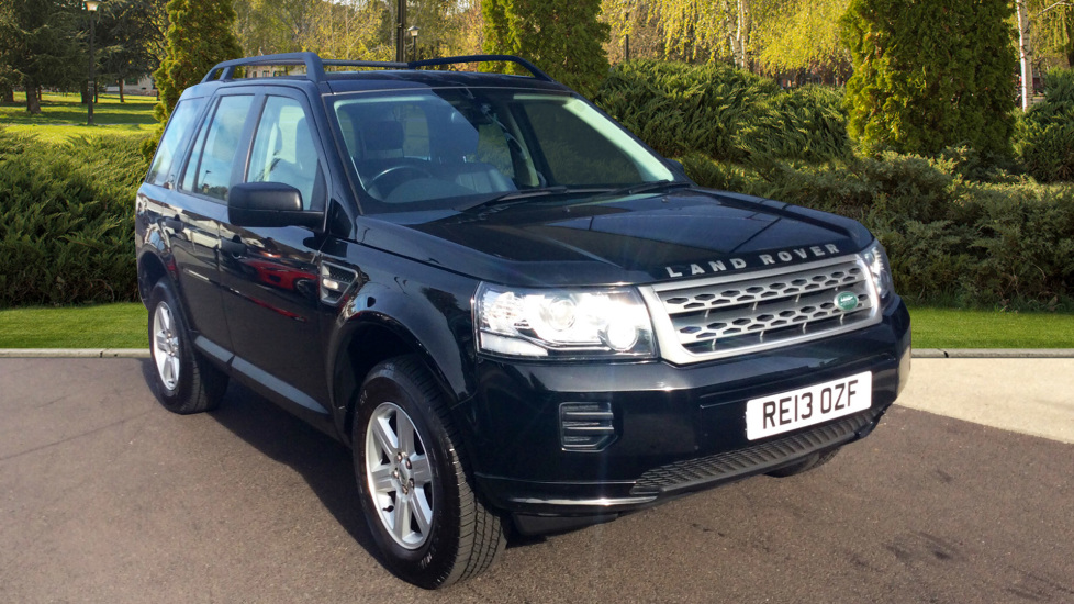 Land Rover Freelander 2.2 SD4 GS 5dr Diesel Automatic 4x4 (2013) image