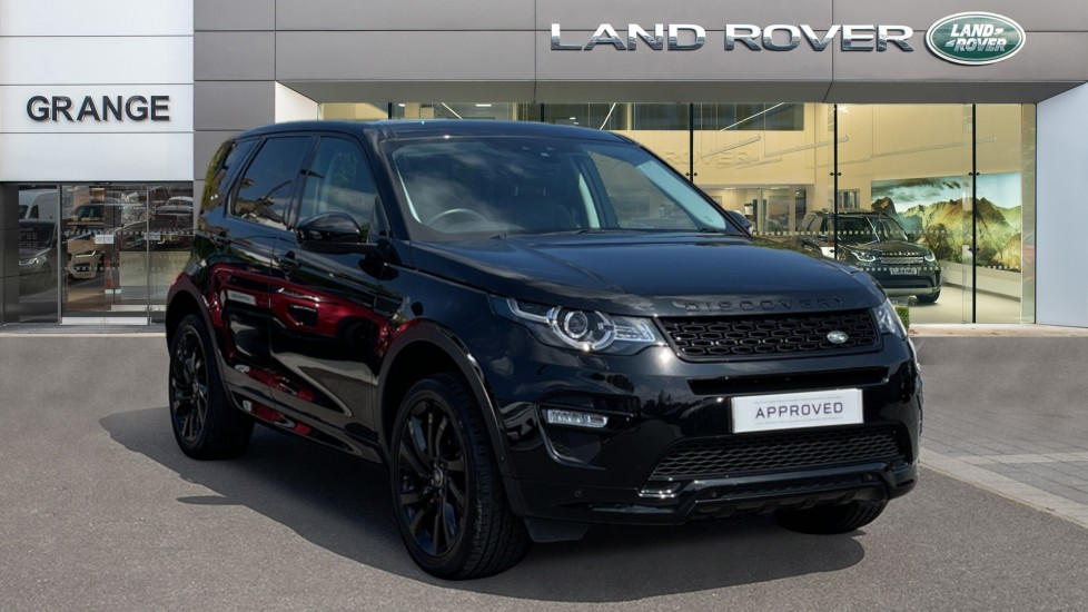 Land Rover Discovery Sport 2.0 SD4 240 HSE Dynamic Luxury 5dr with Meridian Audio and Panoramic Roof Diesel Automatic Estate