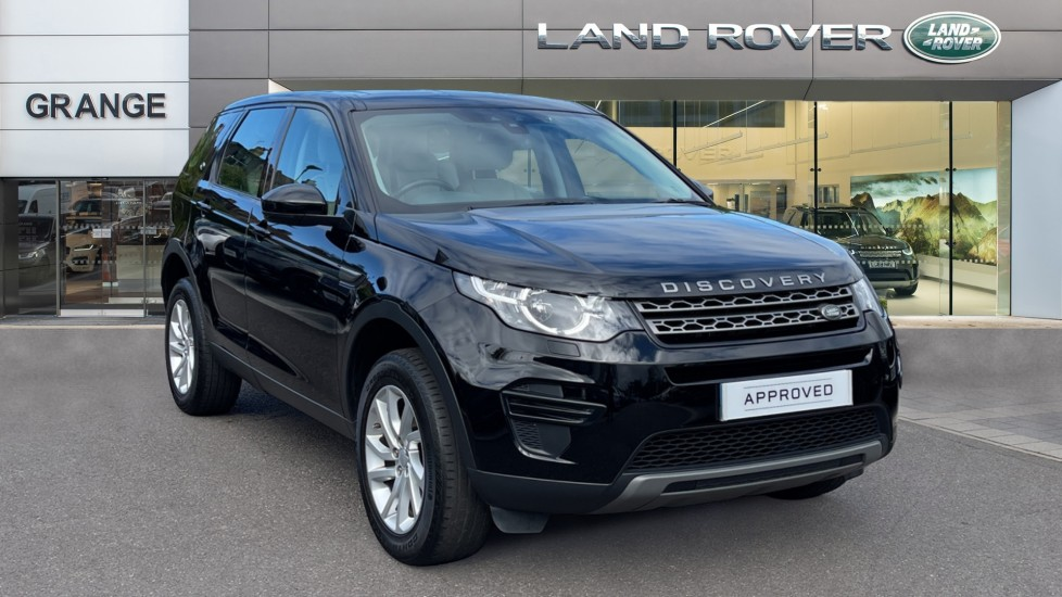 Land Rover Discovery Sport 2.0 TD4 180 SE 7 seat Heated front seats and Heated windscreen Diesel Automatic 5 door 4x4