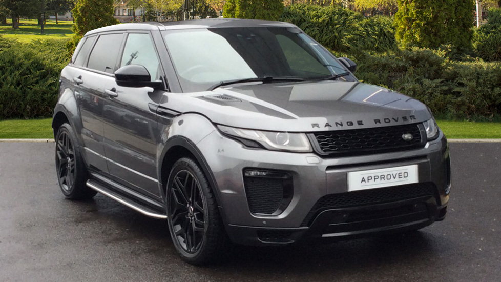 Land Rover Range Rover Evoque 2.0 TD4 HSE Dynamic 5dr - Black Pack - Panoramic Roof - Rear Camera -  Diesel Automatic 4x4 (2016)